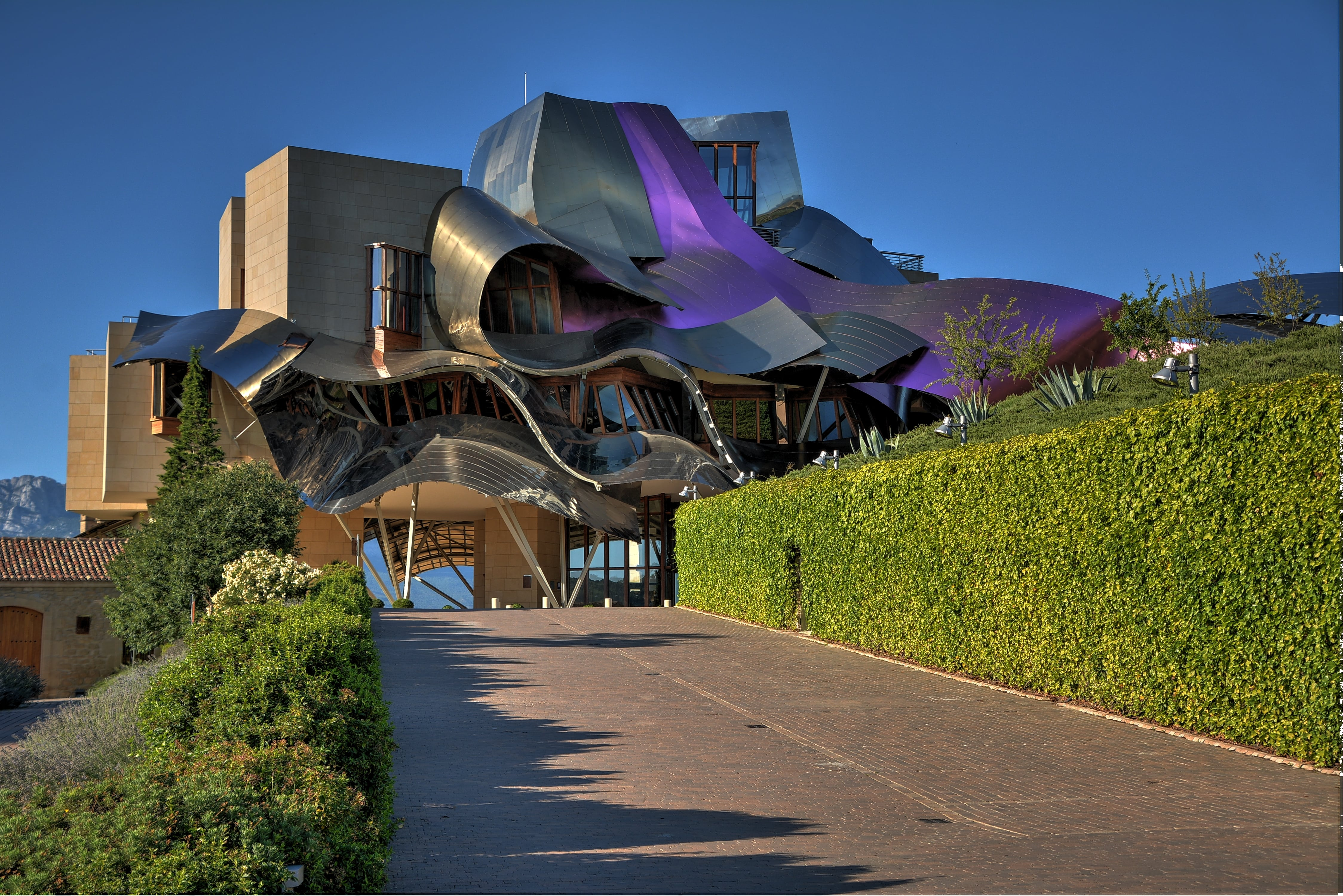 Rioja Wine Tours - Marques de Riscal