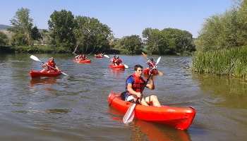 Best Rioja Wine Tours - Kayaking Tour in La Rioja
