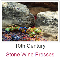 Visit Rioja Wineries, 10th century stone wine presses