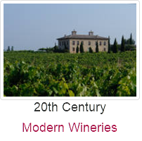 Visit Rioja Wineries, 20th century modern wineries