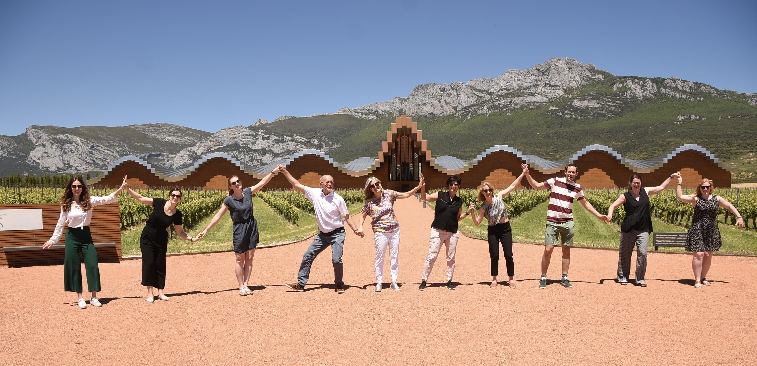 Enoturismo La Rioja - Chófer privado en Rioja