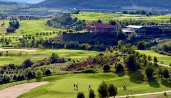 Enoturismo La Rioja - Golf