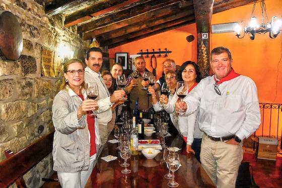 Rioja Wine Tour Driver / Designated Driver Service in Rioja