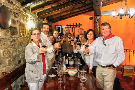 Chófer Privado en Rioja