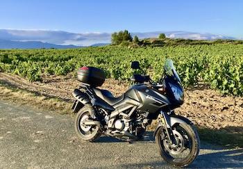 Enoturismo La Rioja - Tour en moto