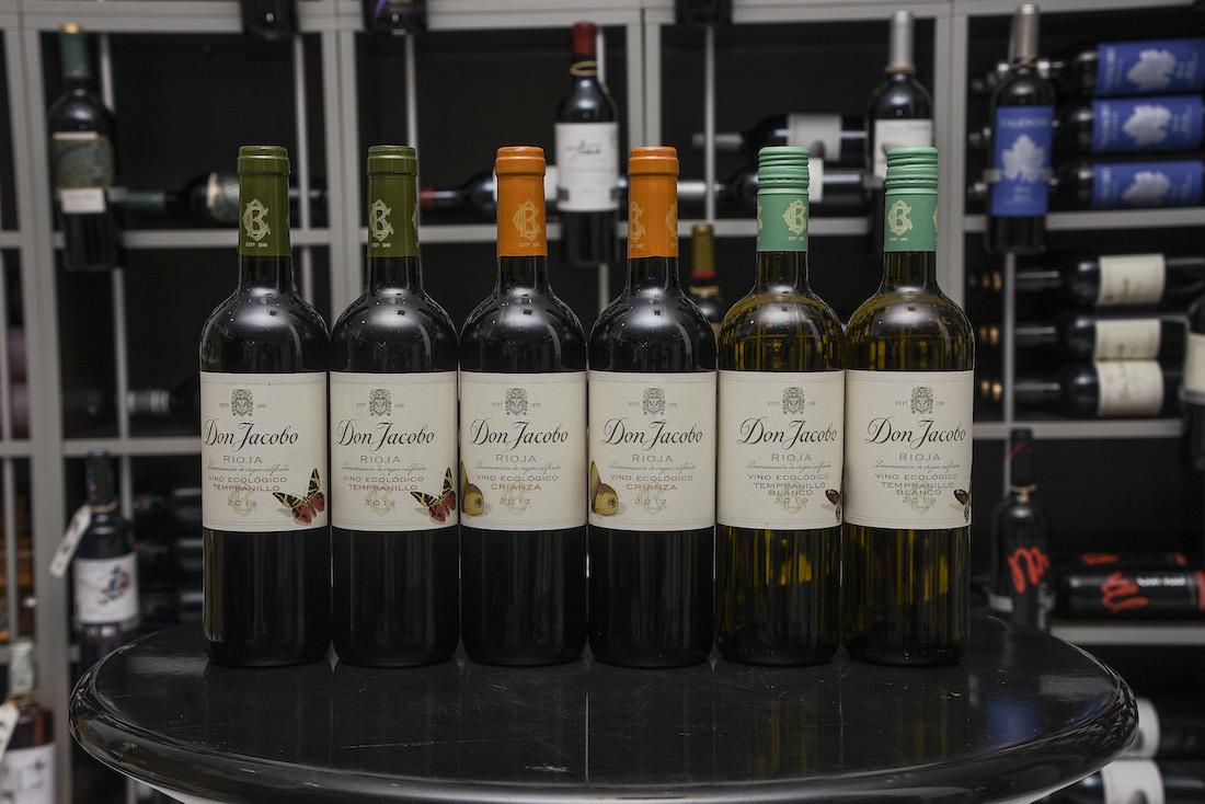 Rioja Wine Package