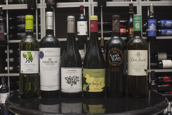 Rioja Wine Packages