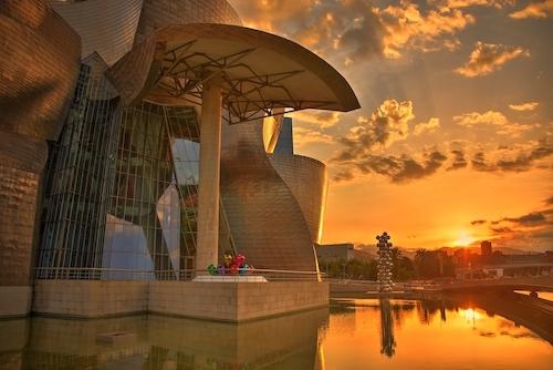 Rioja Wine Tours - Guggenheim museum