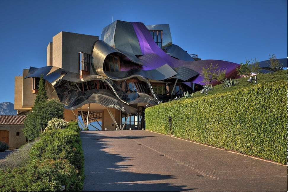 Rioja Wine Tours - Marques de Riscal